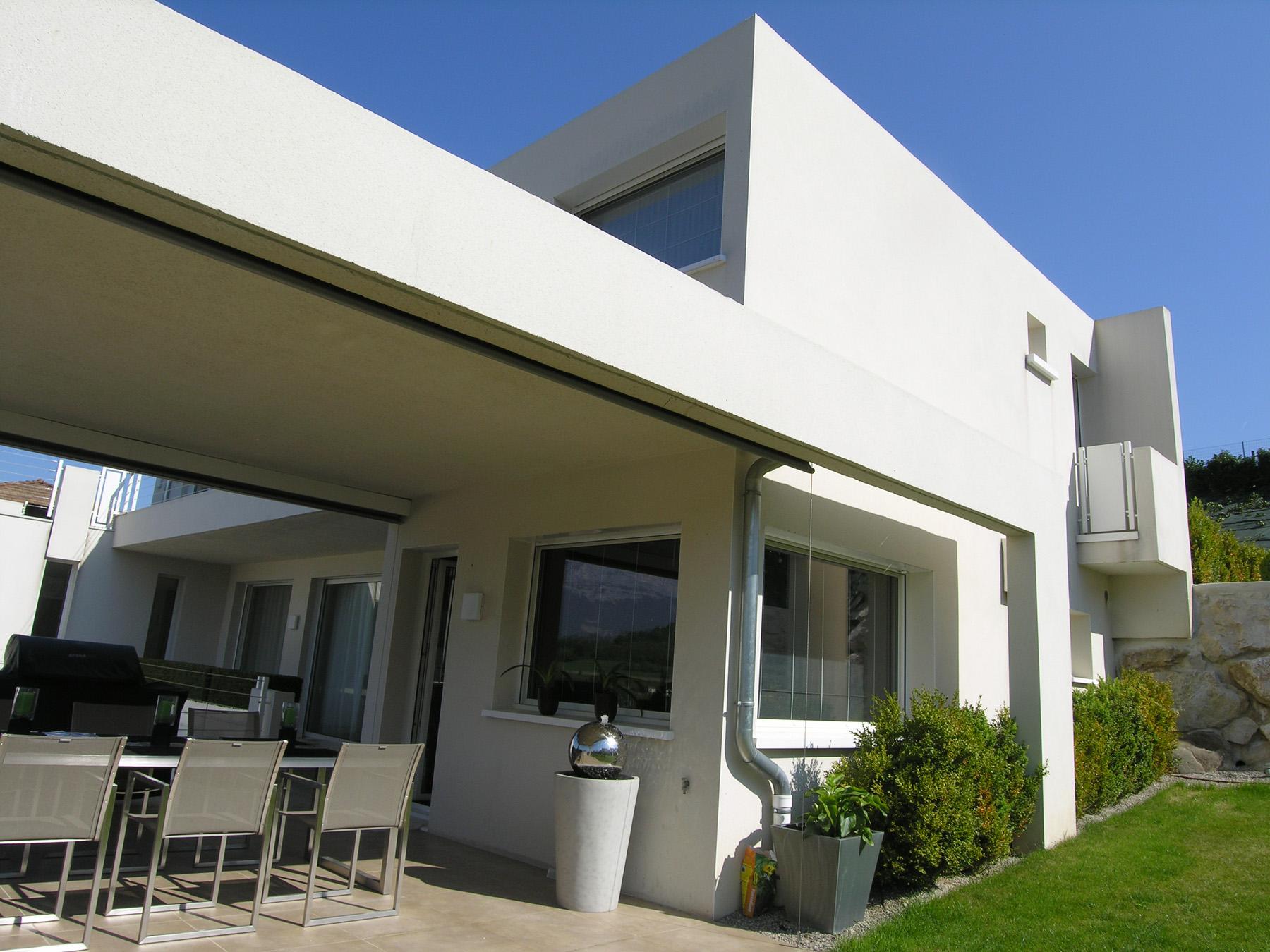 Janik architecte maison individuelle bri et angonnes 1 for Architecte maison individuelle
