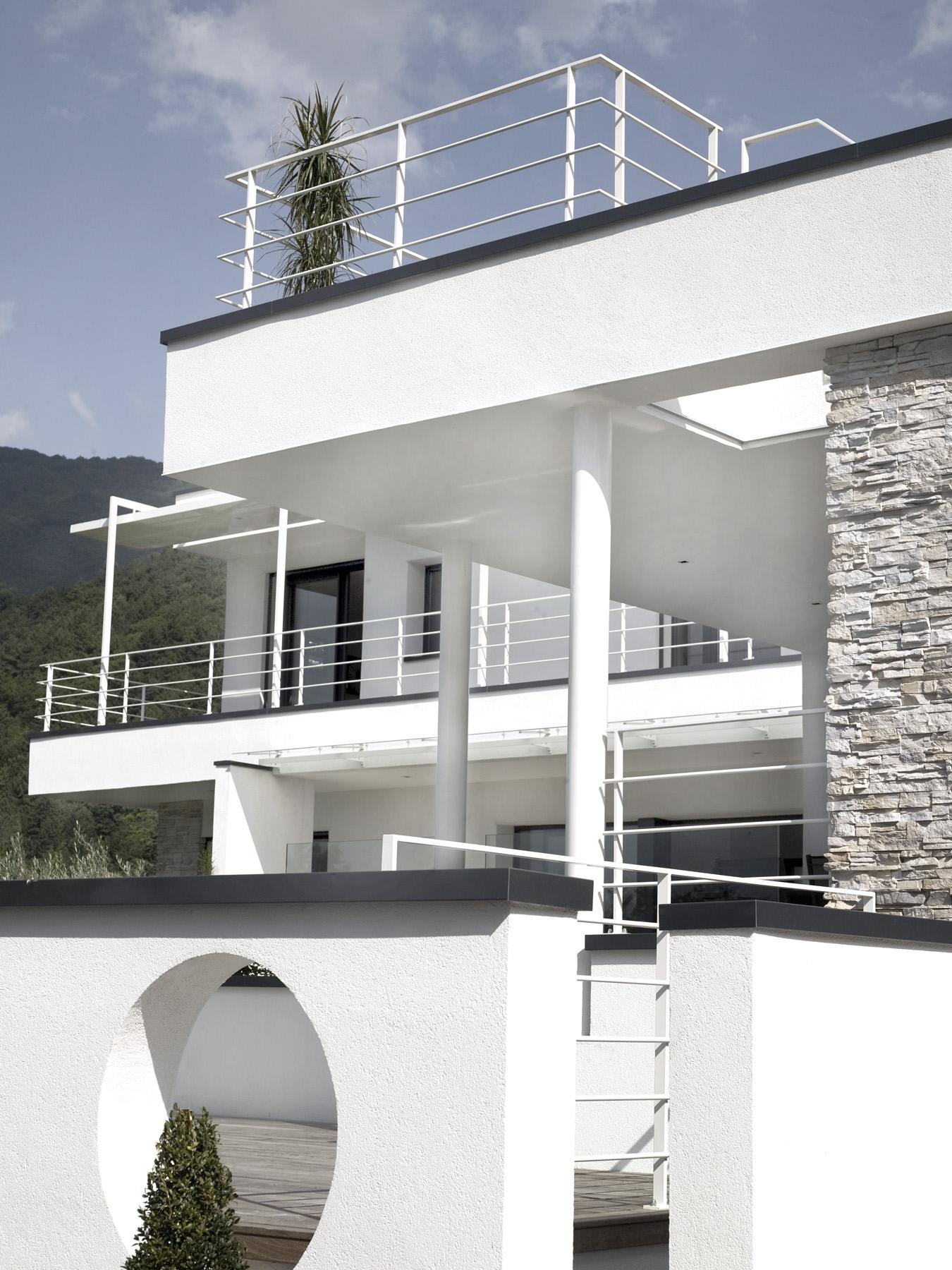 Janik Architecte  Maison Individuelle Corenc