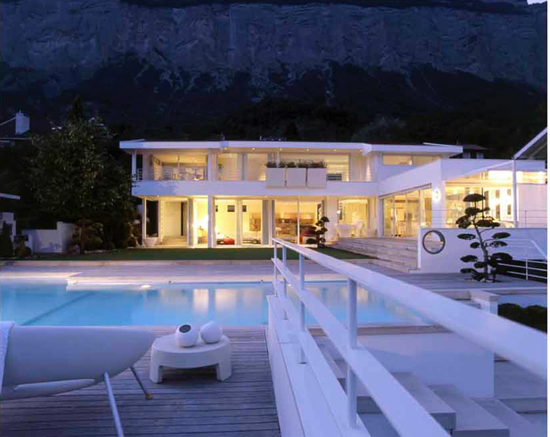 Janik architecte maison individuelle meylan 2 for Architecte grenoble maison individuelle