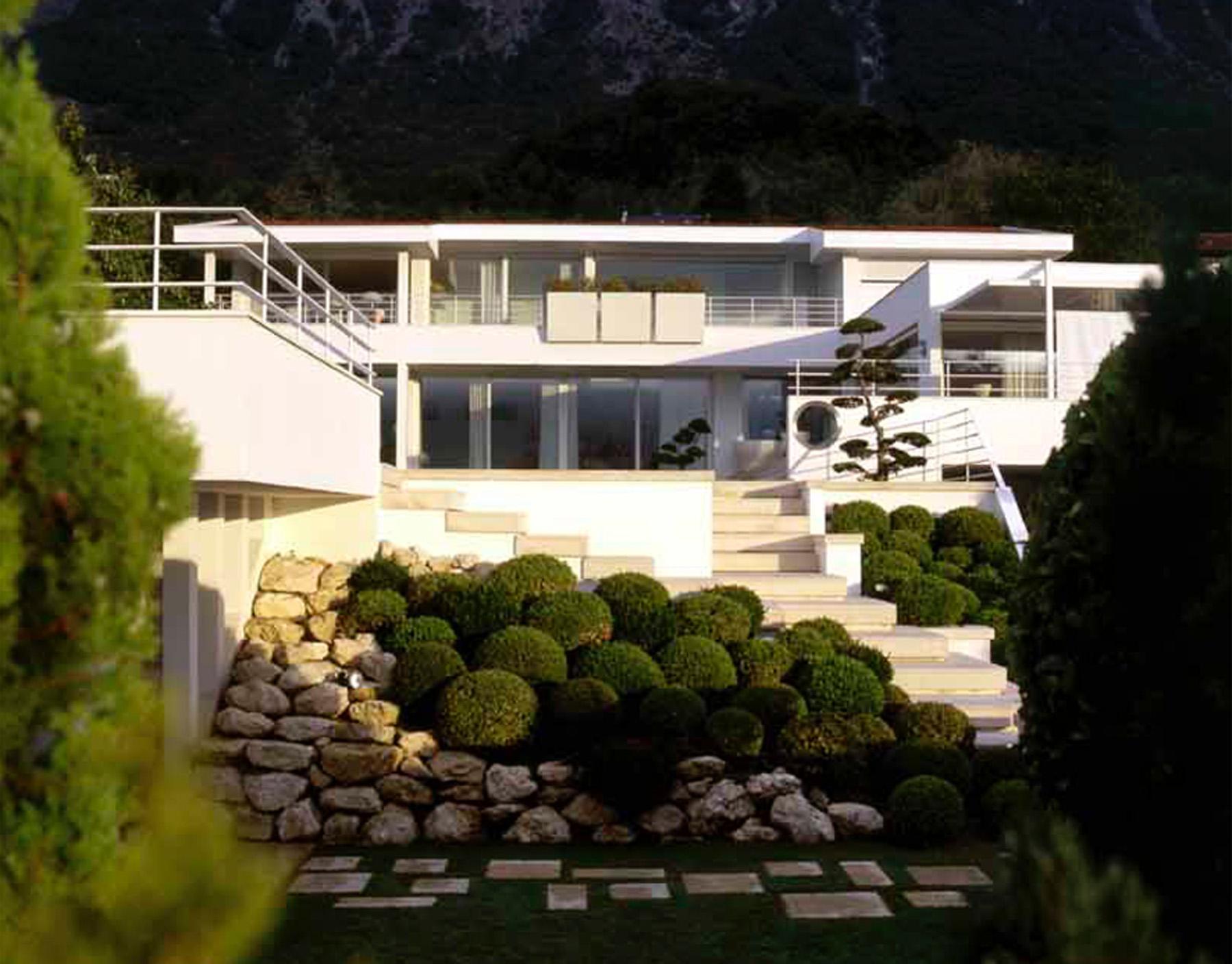janik architecte maison individuelle meylan 2. Black Bedroom Furniture Sets. Home Design Ideas